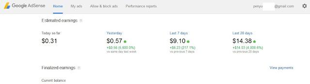 admanda.com - Versi Baru Pin Google AdSense