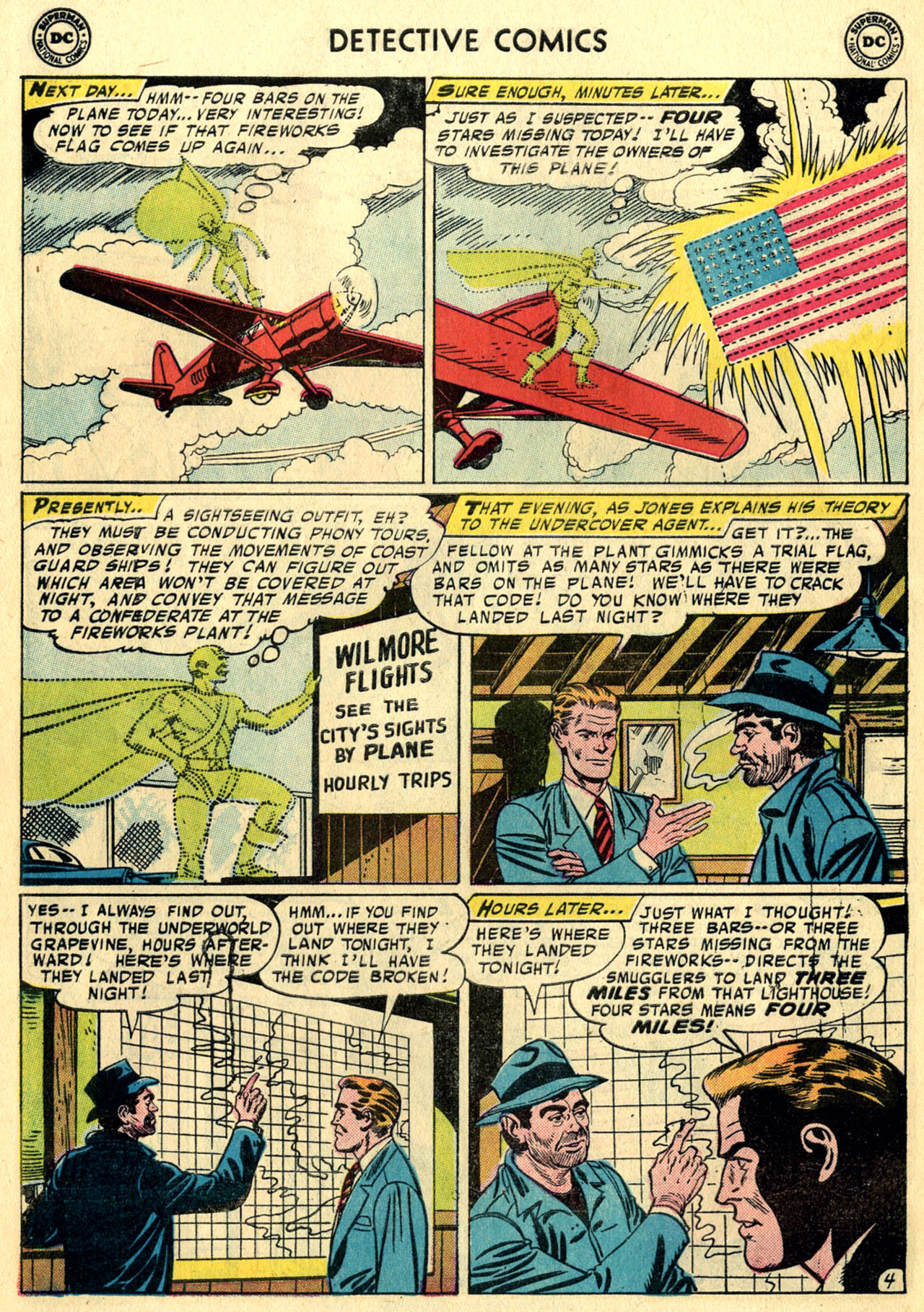 Read online Detective Comics (1937) comic -  Issue #247 - 30