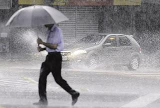 Paraíba pode ter chuvas fortes em mais de 110 municípios alerta instituto