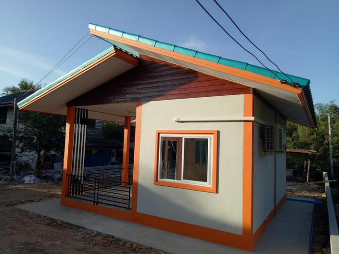 5 Small And Affordable Houses Build Under 55 Sqm  With Estimated
