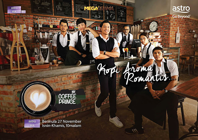 Sinopsis My Coffee Prince di Astro Ria