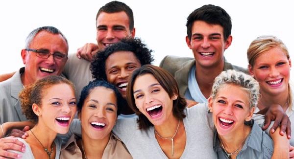 Sehatkan Badan Dengan Tertawa