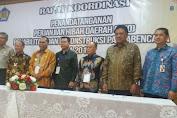 Bupati Kep. Selayar Tandatangani MoU PHD Di Jakarta