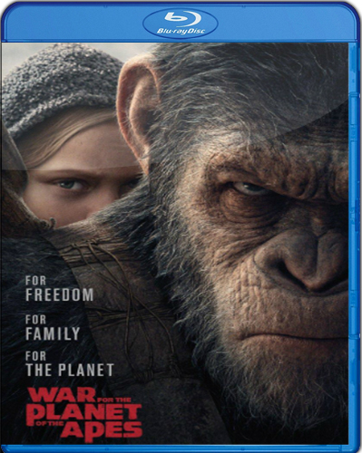 War for the Planet of the Apes [2017] [BD25] [Latino]
