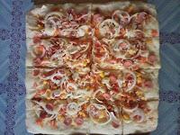 Resep Pizza Rumahan ( Simple Homemade Pizza Recipe )