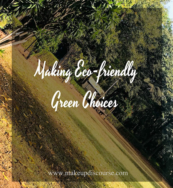 Making Green lifestyle choices for zero waste lifestyle, Eco-spirituality
