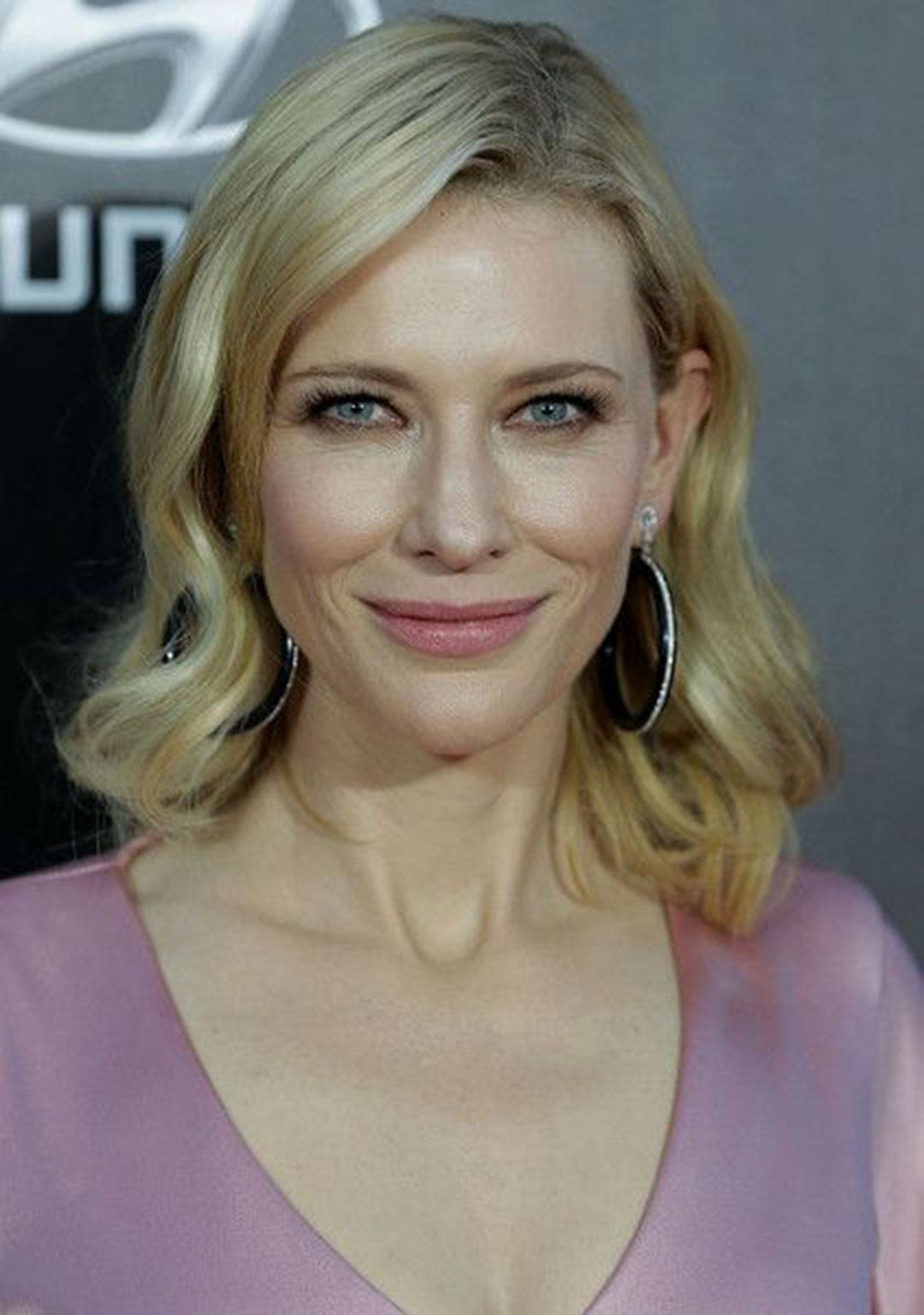 Cate Blanchett dobrze dobrane stylizacje