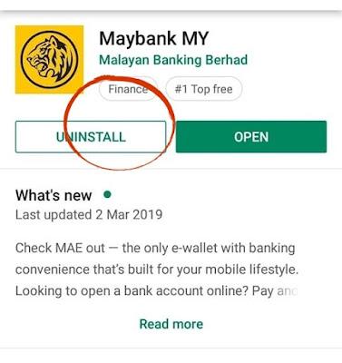 Maybank MAE