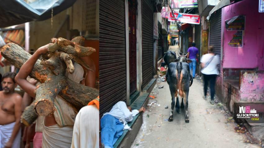 I vicoli di Varanasi