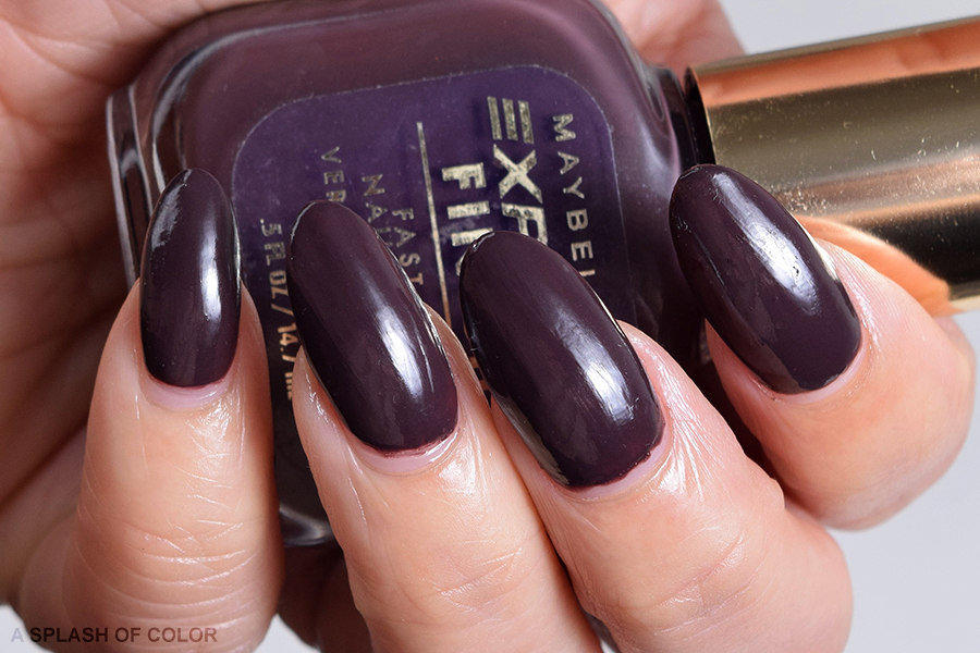 Maybelline Chocolate Grape