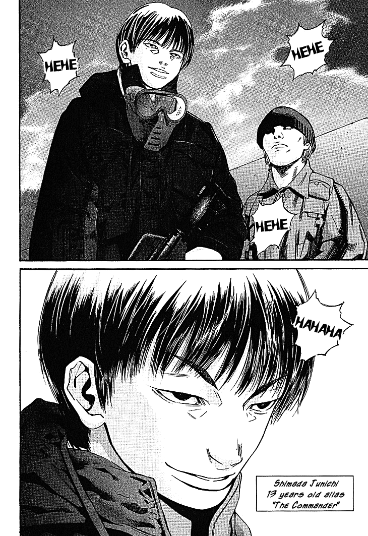Saru Lock - Chapter 60