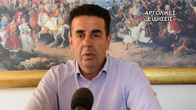 Δ. Κωστούρος: «Με μοναδικό κριτήριο την αδιαπραγμάτευτη προστασία της υγείας των δημοτών ακυρώνονται όλες οι εκδηλώσεις μέχρι 31 Αυγούστου»