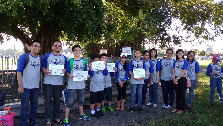 Bridging Course KKCS - International Program 2016