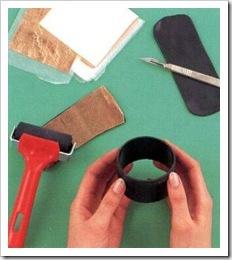 Эффектный браслет из полимерной глины - своими руками