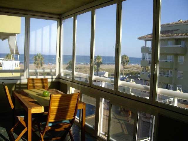 apartamento en venta benicasim playa serradal terraza