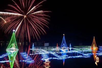 Haruna-ko Illumination Festa