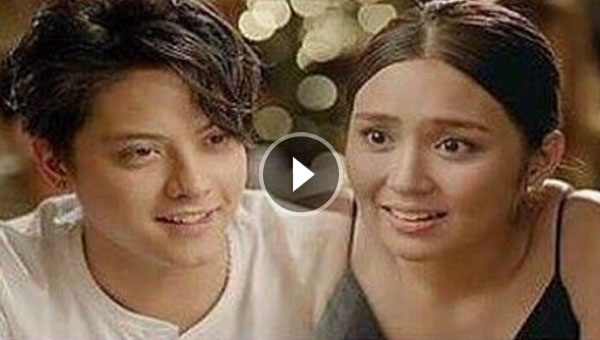 Watch: Can't Help Falling In Love cinema teaser starring Kathryn Bernardo and Daniel Padilla