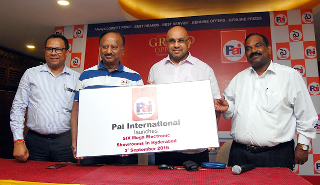 Pai International is planning to raise Rs.500 crore venture capital (VC) funding for its expansion in India