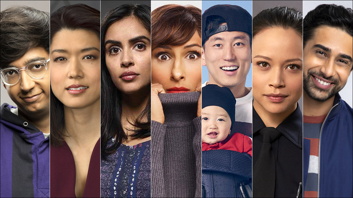 All the Asians on TV: Fall 2018 Series Premieres