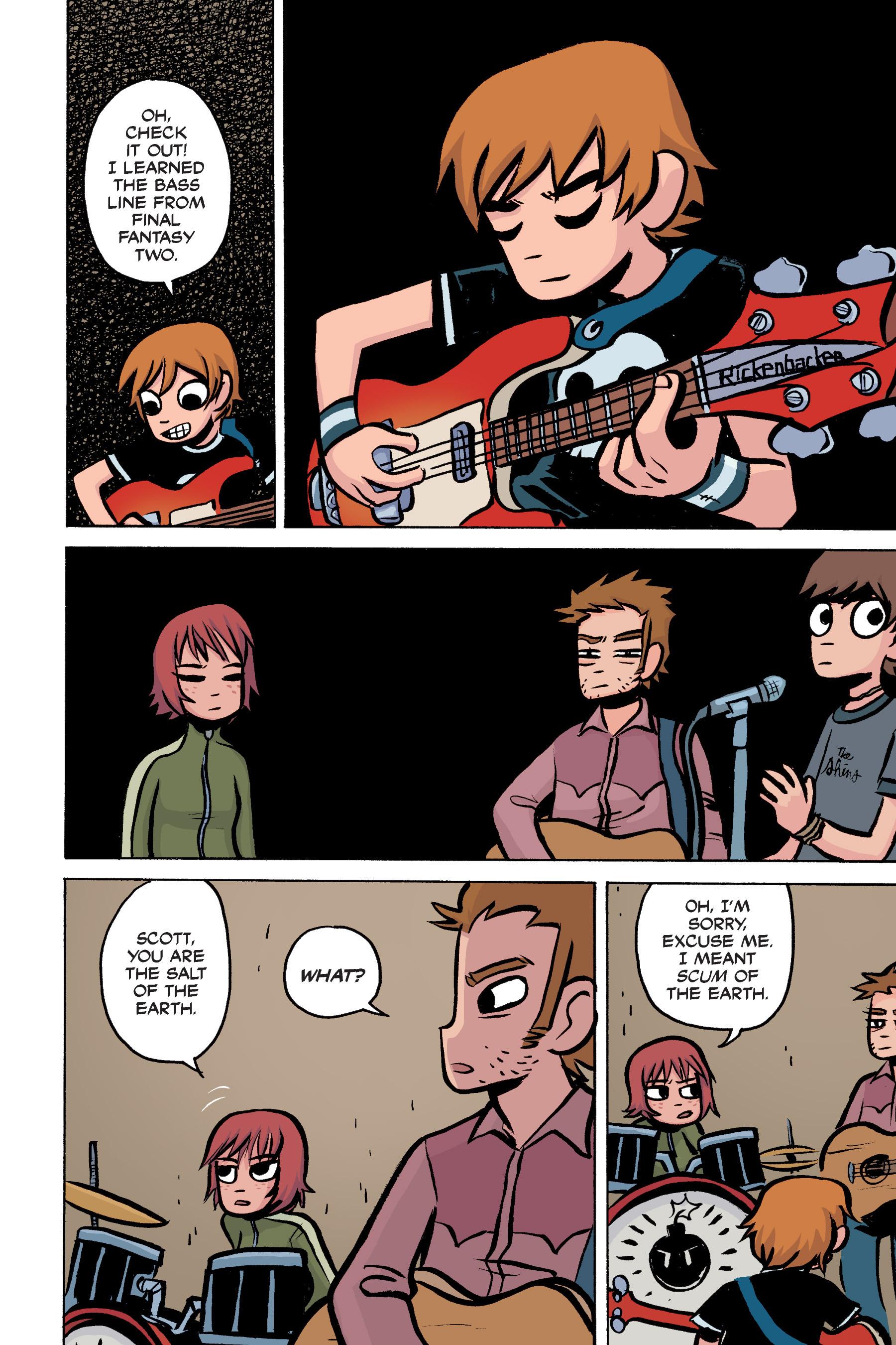 Read online Scott Pilgrim comic -  Issue #2 - 50