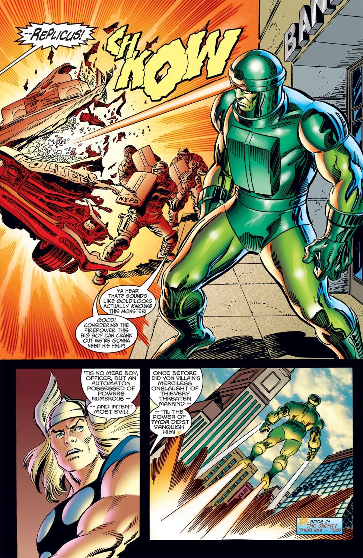 Thor (1998) Issue #9 #10 - English 4