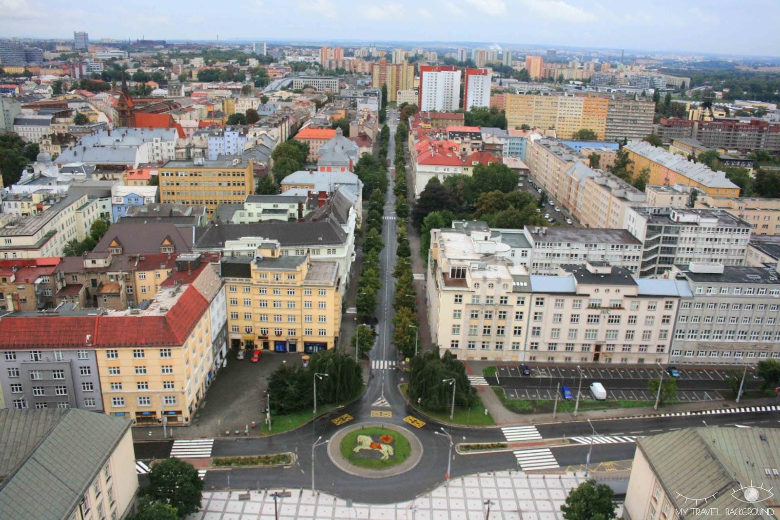 My Travel Background : cartes postales de République Tchèque - Ostrava