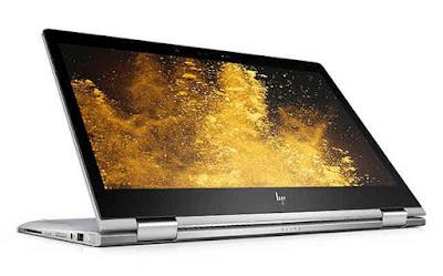 HP EliteBook x360 (world's thinnest business convertible)