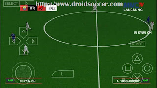 Download PES Army 2017 Update 2018 ISO PSP Android