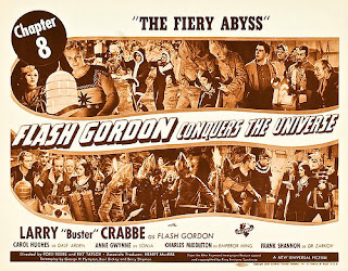 Flash Gordon conquista el Universo - The Fiery Abyss