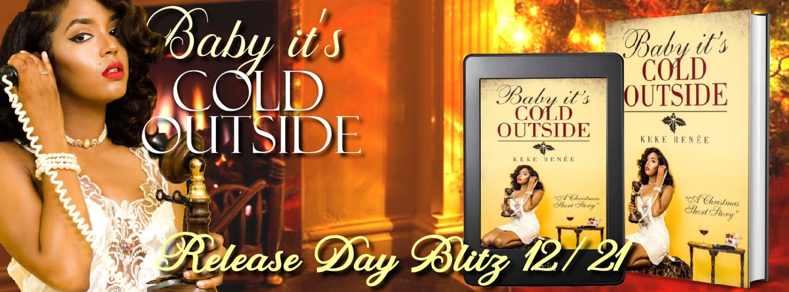 Release Day Blitz: Baby It's Cold Outside