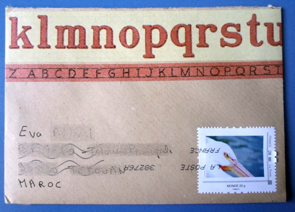 Mail Adventures Where Do You Put The Stamps