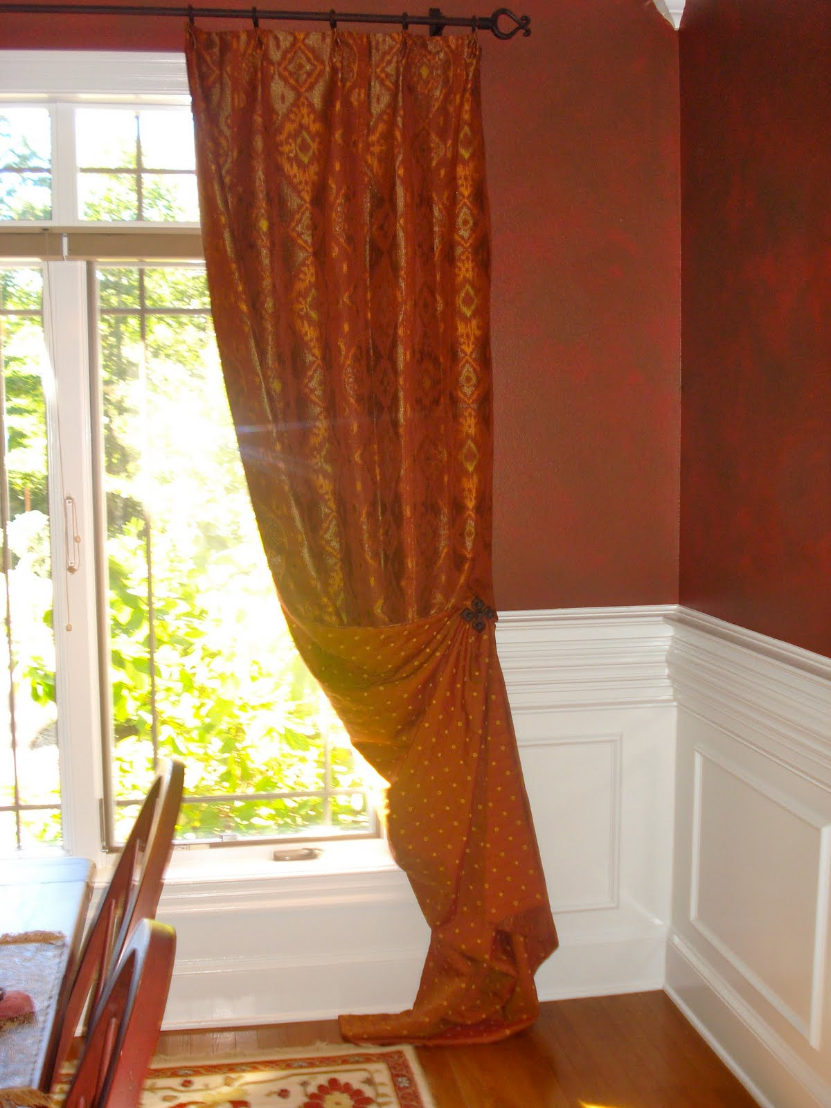 Sew Bee It: Side Panels - Timeless Window Treatments