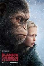 El planeta de los simios: La guerra (2017)