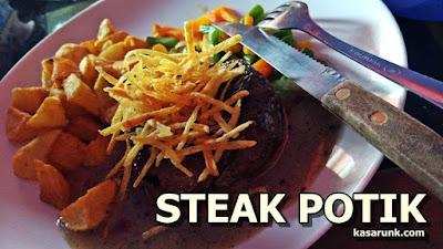 Steak Enak Murah di Tangerang
