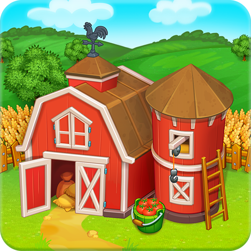 تحميل لعبة Farm Town: Happy farming Day v2.30 مهكرة وكاملة للاندرويد شراء وتسوق مجانا