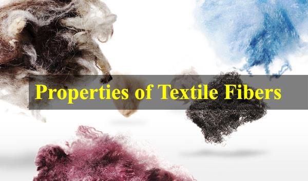 Different textile fibers