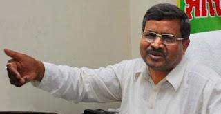 conspiracy-to-close-dhanbad-chandrapura-route-babulal-marandi