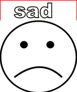 Fichas De Inglés Ficha Emotions 2 Emotions Sad Flashcards