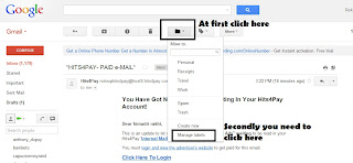Create Filter in Gmail to Get Relief from Unwanted Emails