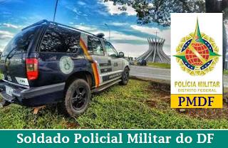 Polícia Militar do DF divulga banca do próximo concurso público PMDF 2017