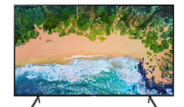 Đánh giá smart tivi Samsung 4K 55 inch UA55NU7100KXXV