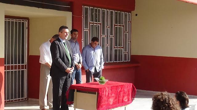 Άρτα: Στους Αγιασμούς Σχολείων Ο Δήμαρχος Αρταίων