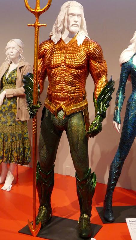 Jason Momoa Aquaman movie costume