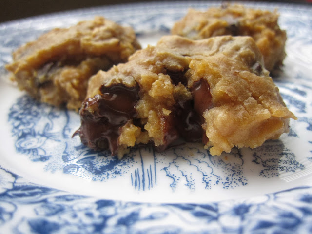 Healthy Peanut Butter Chocolate Chip Cookie Dough