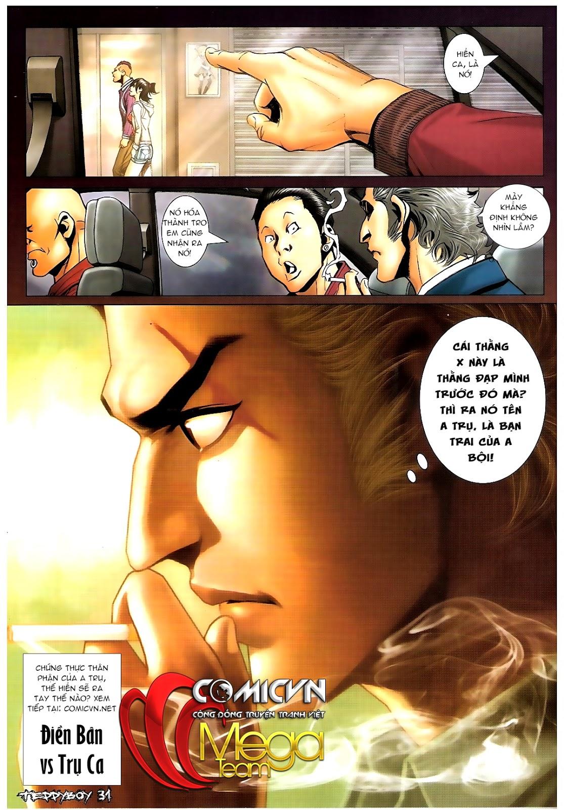Người Trong Giang Hồ - Chapter 1378: Oan gia gặp nhau - Pic 28