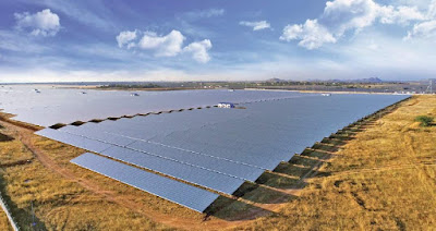 World's Largest Solar Park Inaugurated in Karnataka