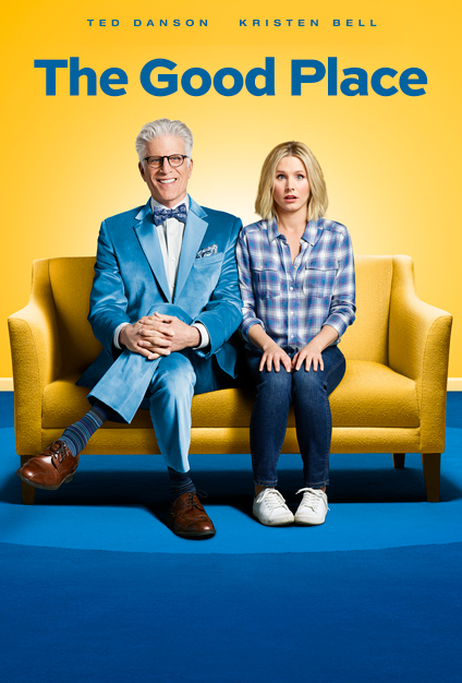 THE GOOD PLACE Trailer, Clip, Images And Poster