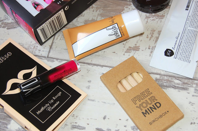 May birchbox contents
