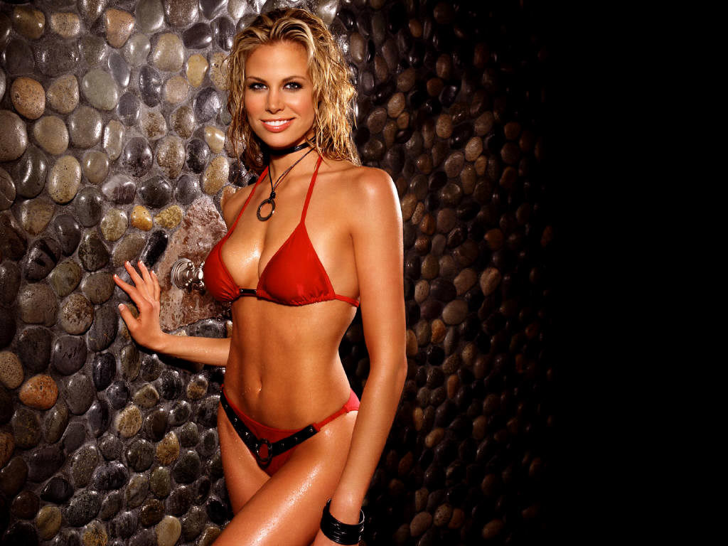 For the brooke burns hot