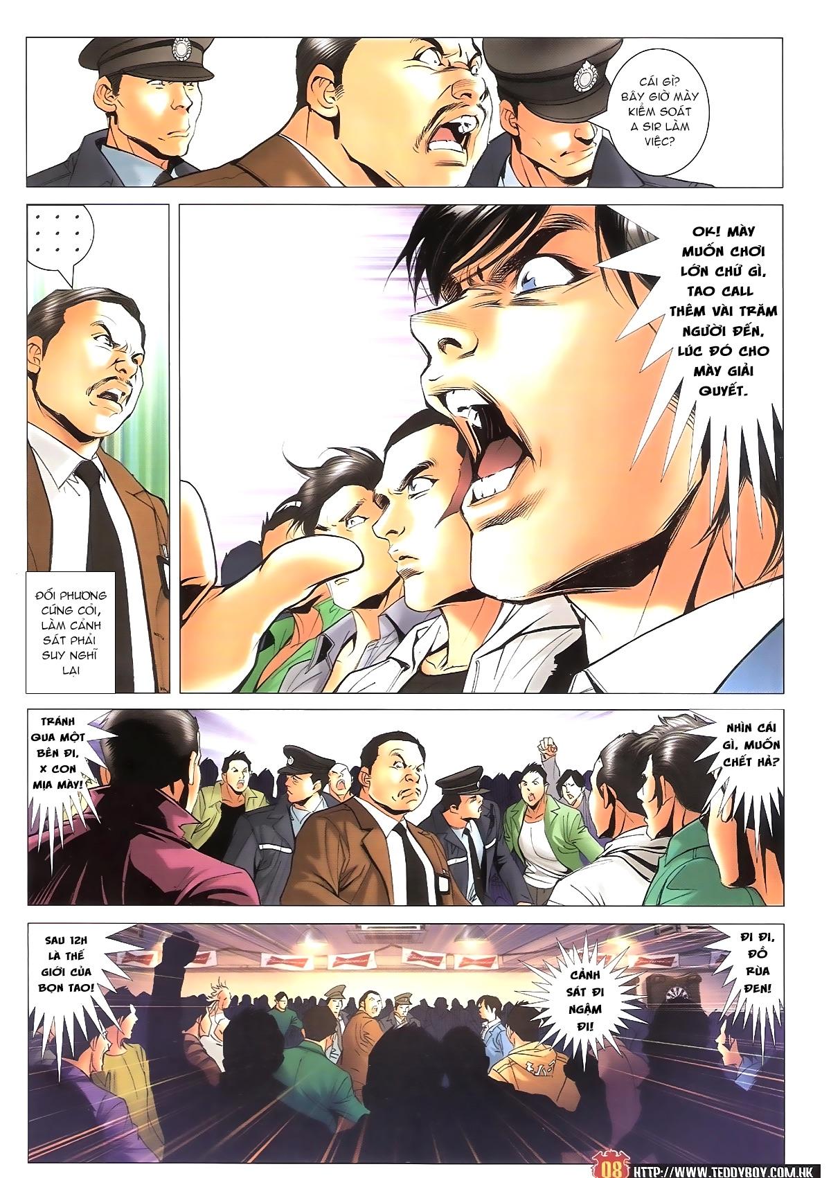 Người Trong Giang Hồ - Chapter 1600: Ngày tháng đã qua - Pic 5